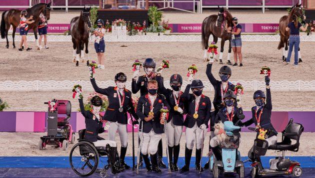 Tokyo Paralympics: journalist Lucy Elder blog