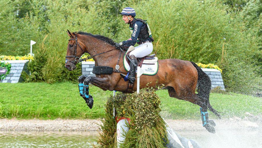 Bicton Horse Trials entries