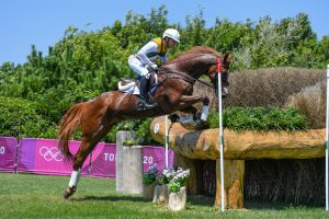 Vassily De Lassos: foot abscess will keep the double Olympic medallist from competing at Aachen