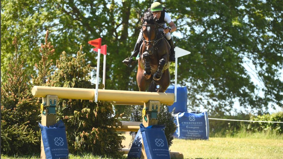 Irish team European Eventing Championships: Fred Scala and Everon Vivendi II are among those selected