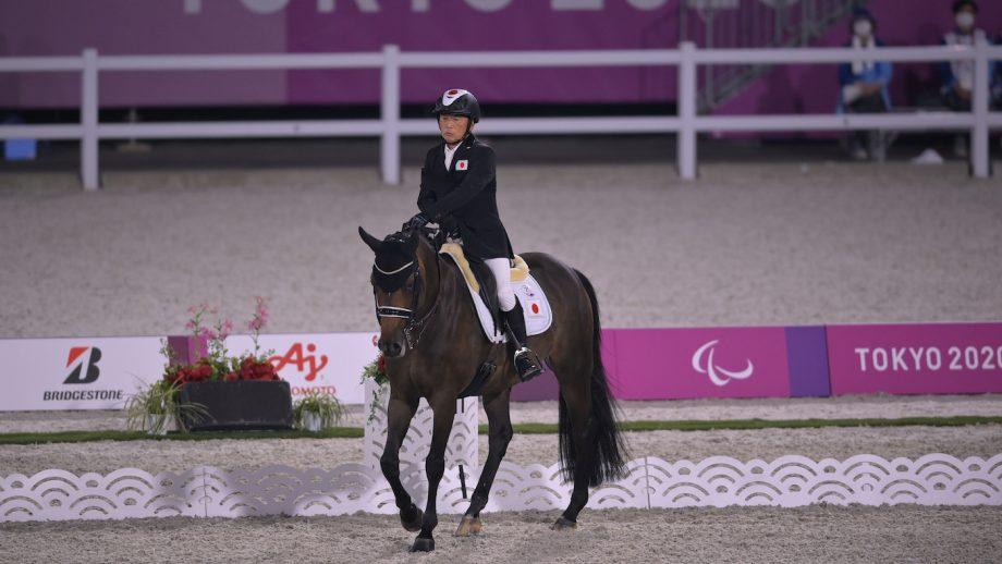Tokyo legacy: Mitsuhide Miyaji and Charmander at the Tokyo Paralympics