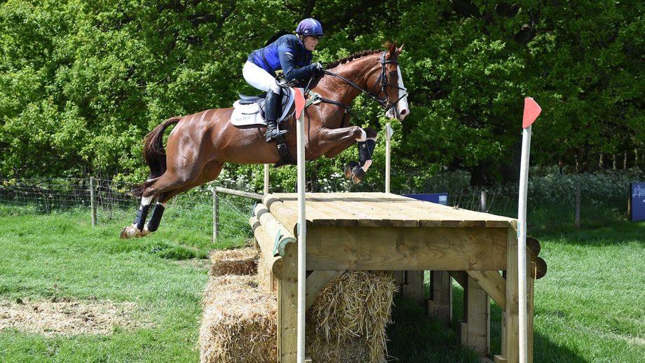 Zara Tindall: Bicton Horse Trials guinea pig
