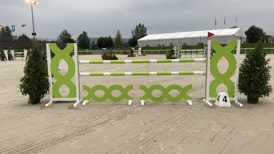 European Eventing Championships showjumping times: when will the Brits tackle this fence?