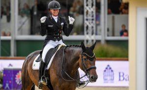 European Dressage championships Jessica von Bredow-Werndl