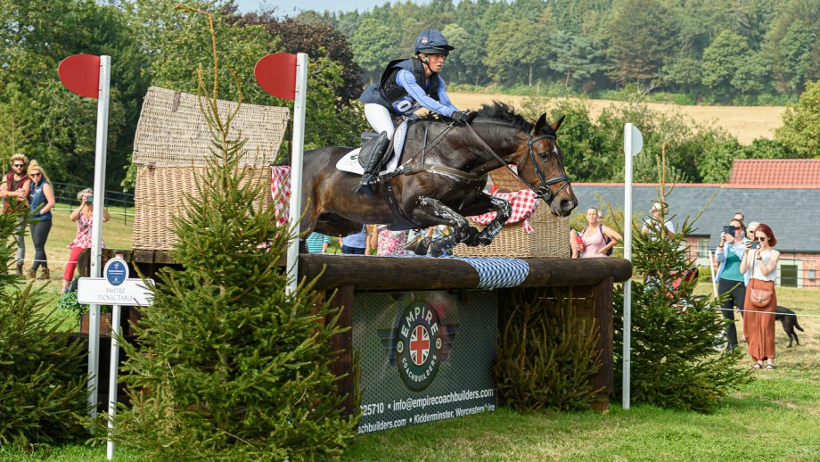Bicton Horse Trials cross-country results: Ros Canter holds fourth on Pencos Crown Jewel