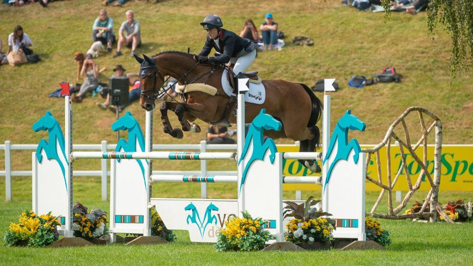 Bicton Horse Trials results: Pippa Funnell and Billy Walk On