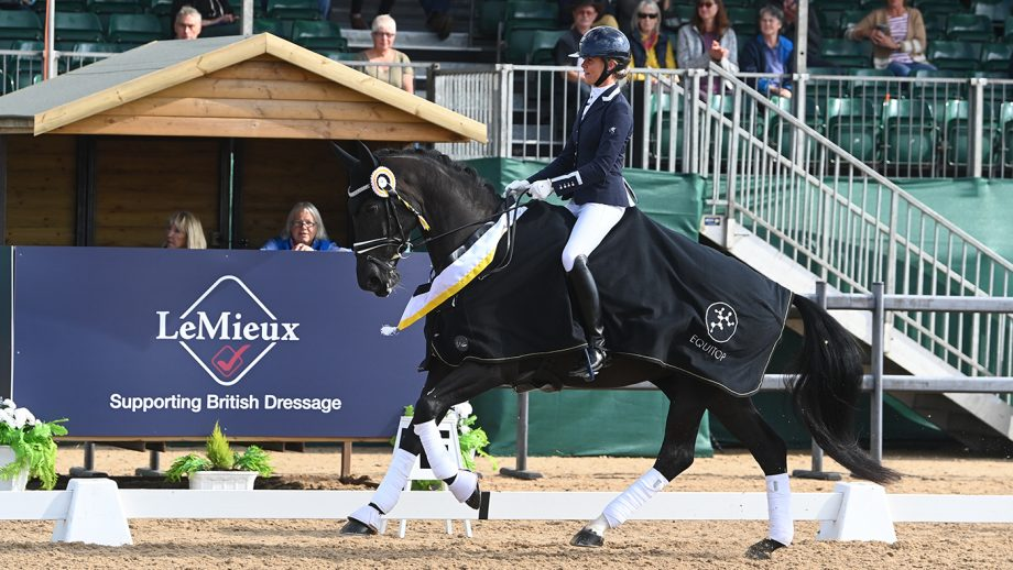National Dressage Championships day two 2021