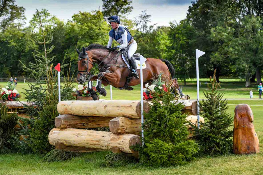 Blenheim horse trials cross-country: Nicola Wilson wins the CCI4*-S on Coolparks Sarco