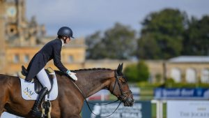 Blenheim Horse Trials dressage day two: what you need to know