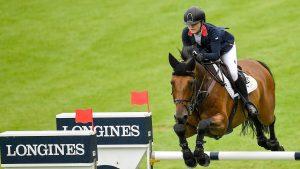 Emily Moffit riding Winning Good