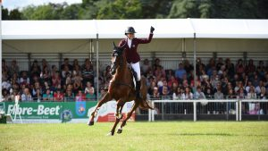 Blenheim Horse Trials: what you need to know from Sunday's action