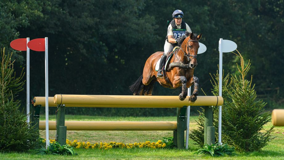 Bicton Horse Trials cross-country: Pippa Funnell and Billy Walk On