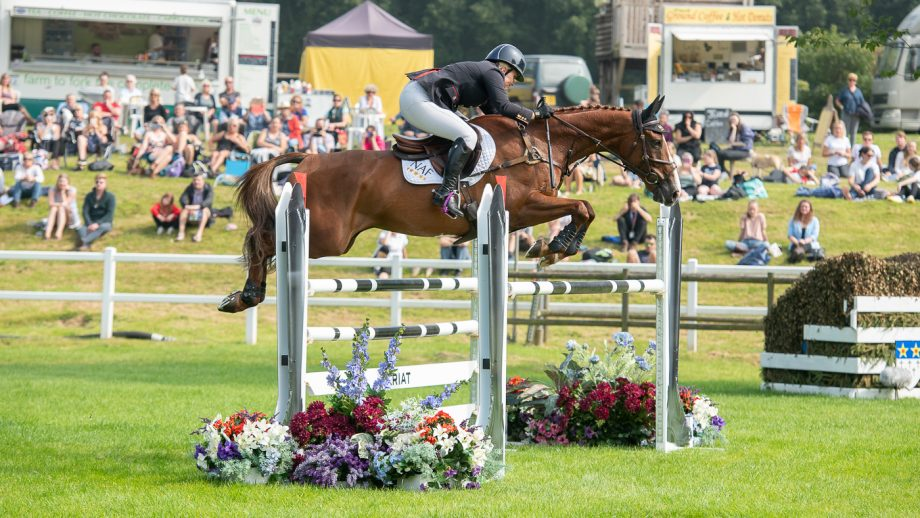 Bicton Horse Trials results: Gemma Tattersall and Chilli Knight win