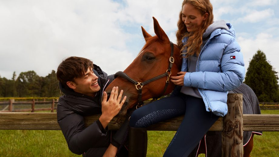 Tommy Hilfiger Equestrian winter