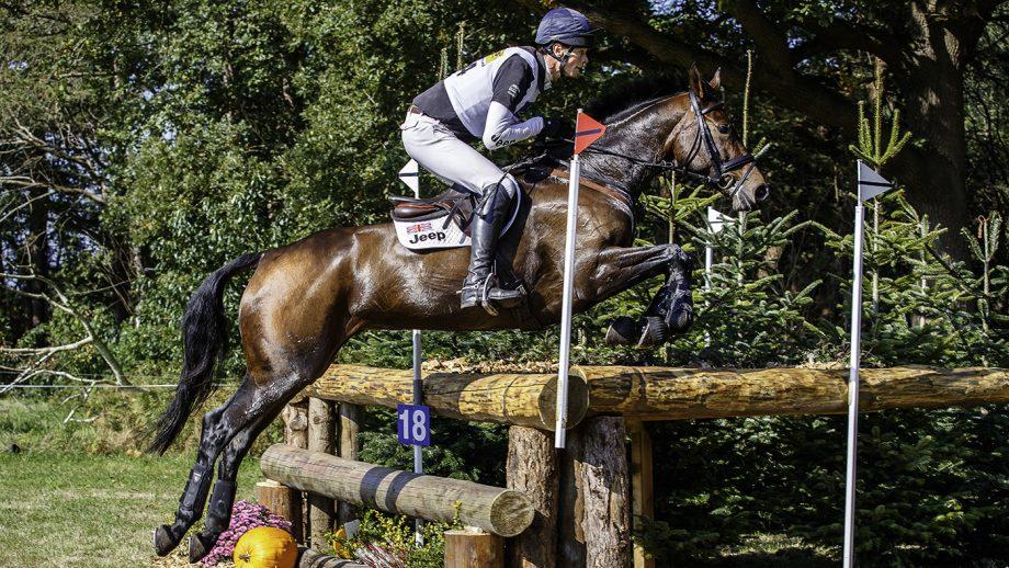 William Fox-Pitt rides Grafennacht at Boekelo