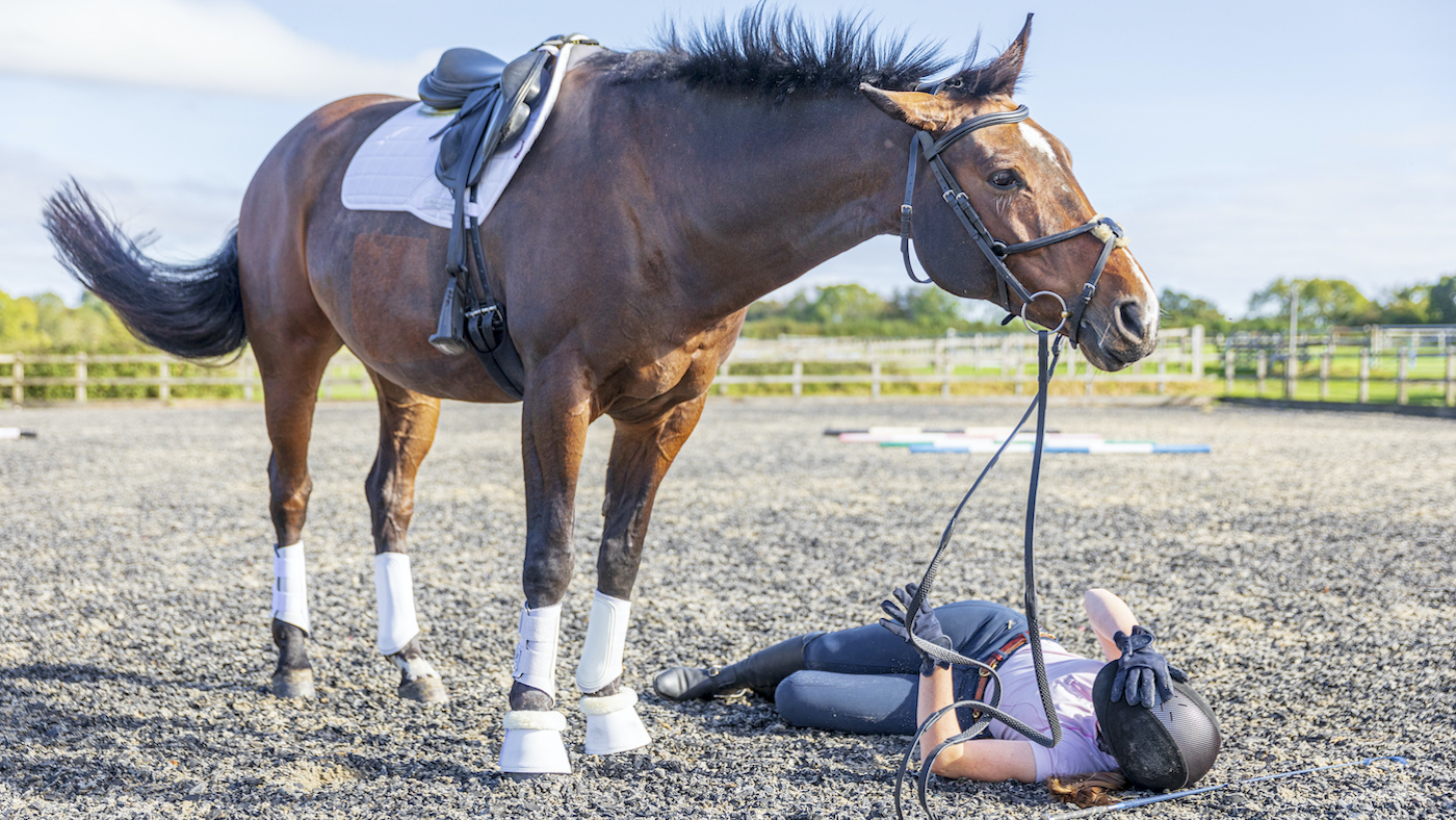 Research shines linght on equestrian-related injuries