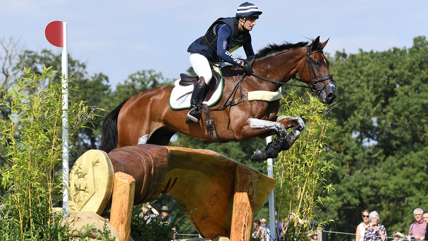 Top five-star horse bows out: 'I'll be forever grateful; now it's time for me to do something for him'