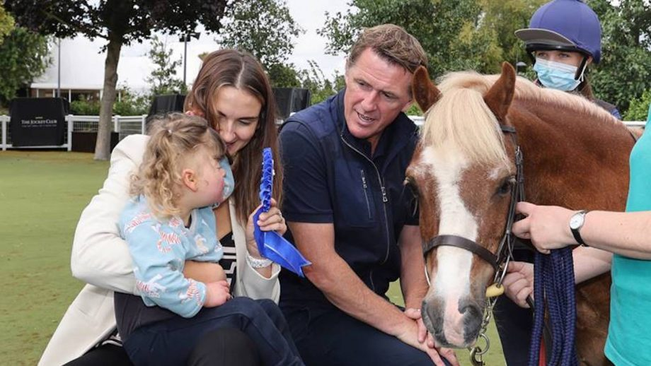 Equestrian sponsorship news: the Jockey Club has partnered with WellChild and the Cotswold RDA in a new initiative bringing joy to children