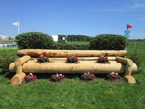 Fence 23 - Askham Bryan College Seat