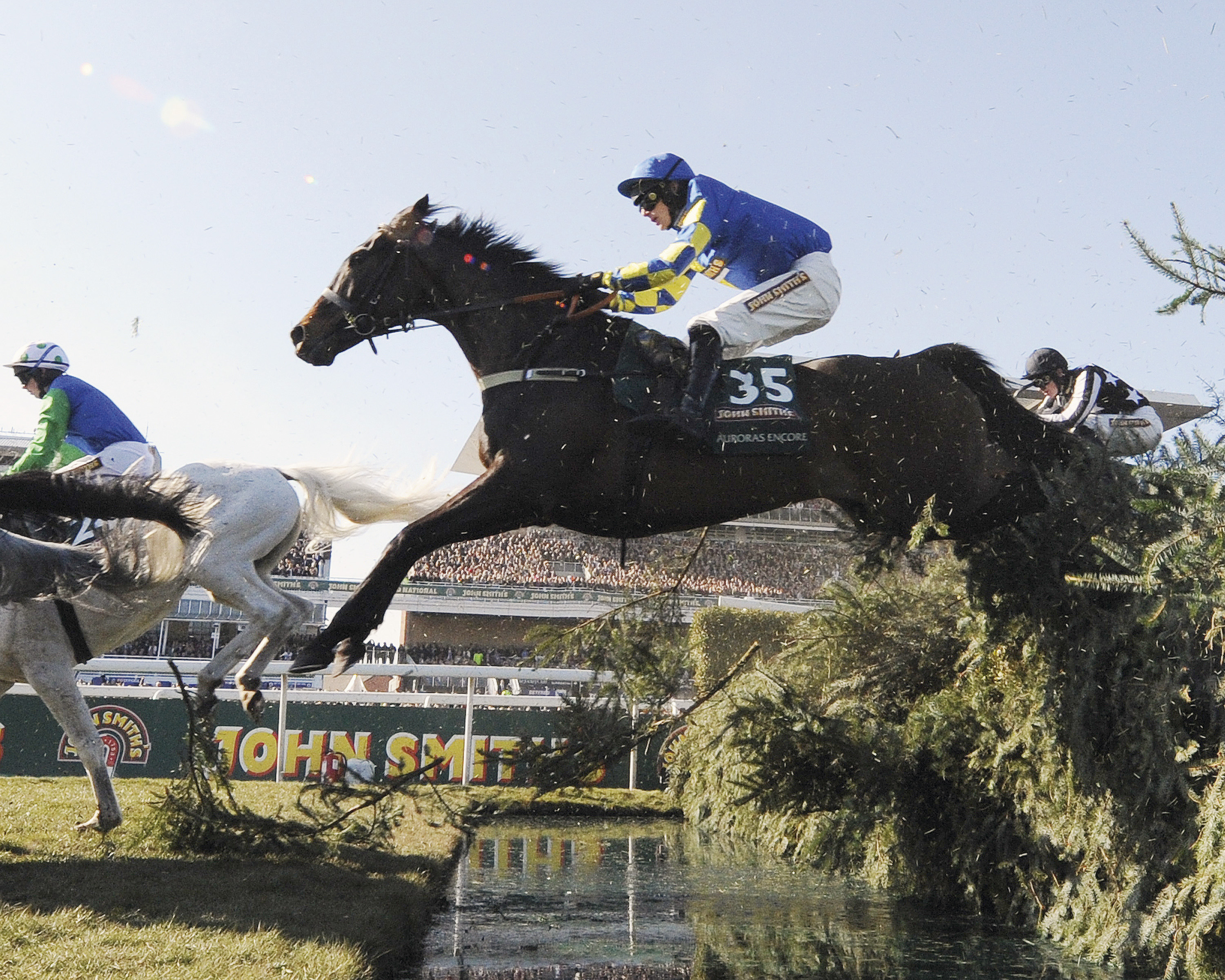 The Grand National: past winners