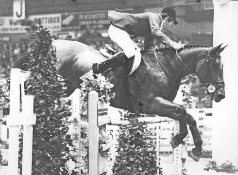 NICK SKELTON: CAREER IN PICTURES