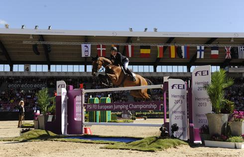 PSI FEI European Jumping Championships 2013