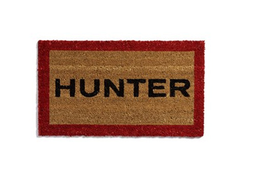 Hunter Door Mat