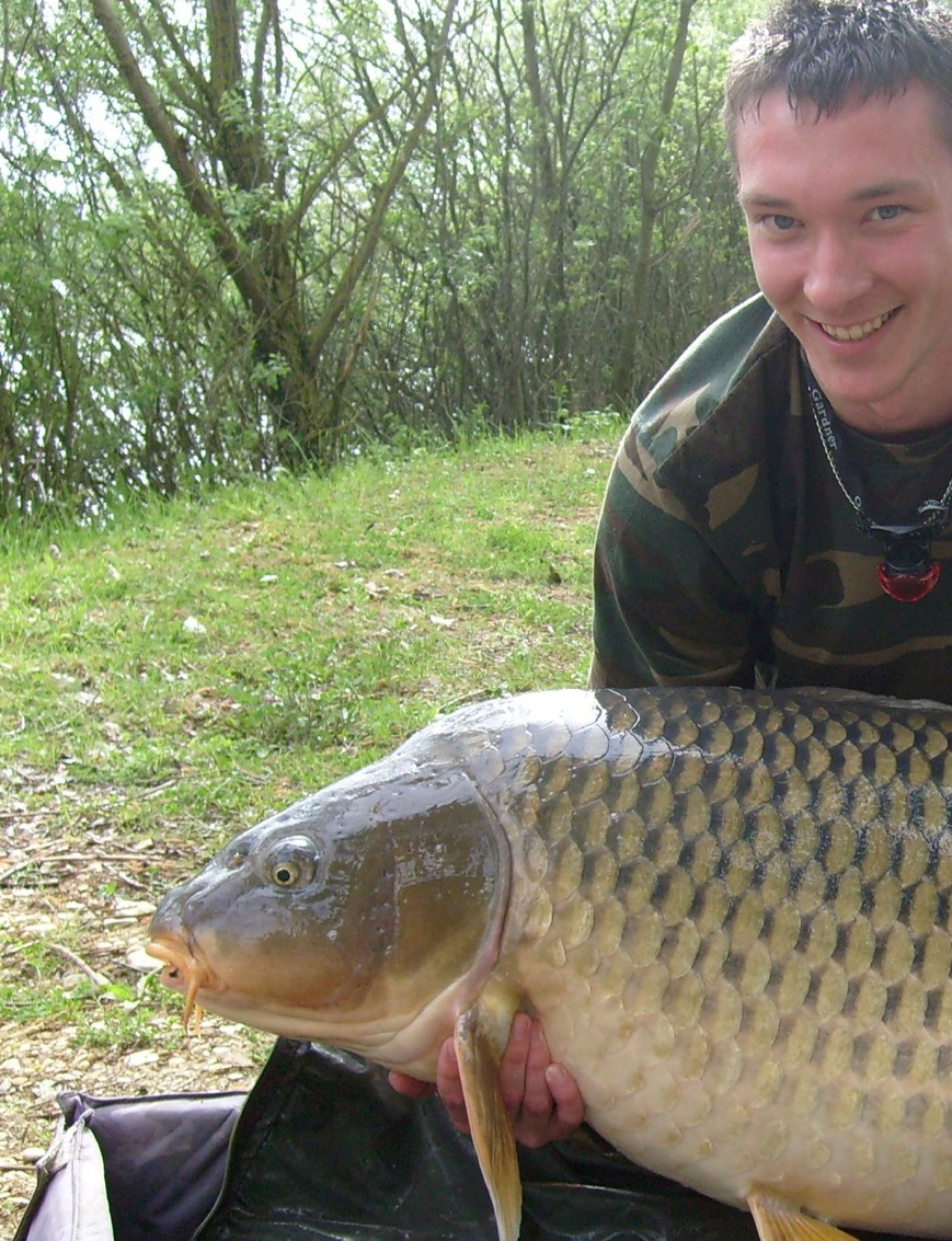 Record Common French Common Carp Record