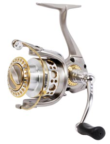 shakespeare fishing reels uk - about types of fish, Reel Combo