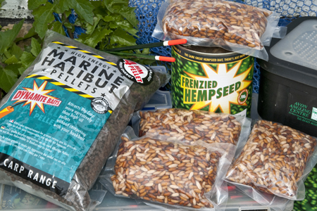 Pellet, caster and hemp - just a few baits in common use. But which bait out of all of the possibles did YOU used most this year?