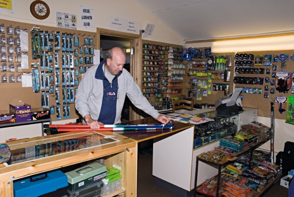 Are the number of uk anglers growing or struggling for Fishing supplies near me