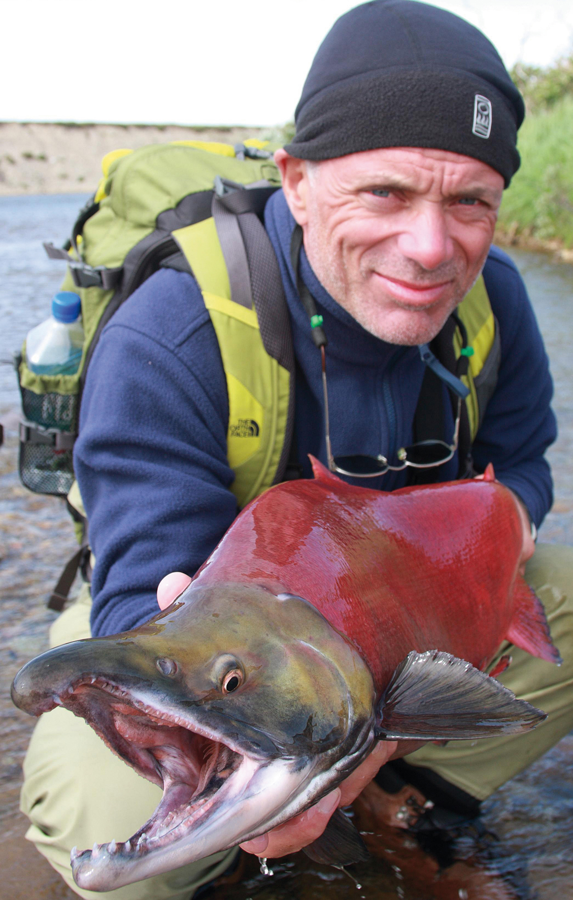 Monsters coming this way angler 39 s mail for Jeremy wade fishing rod