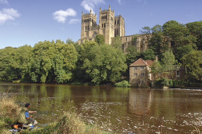 River Wear Durham City County Durham Angler S Mail