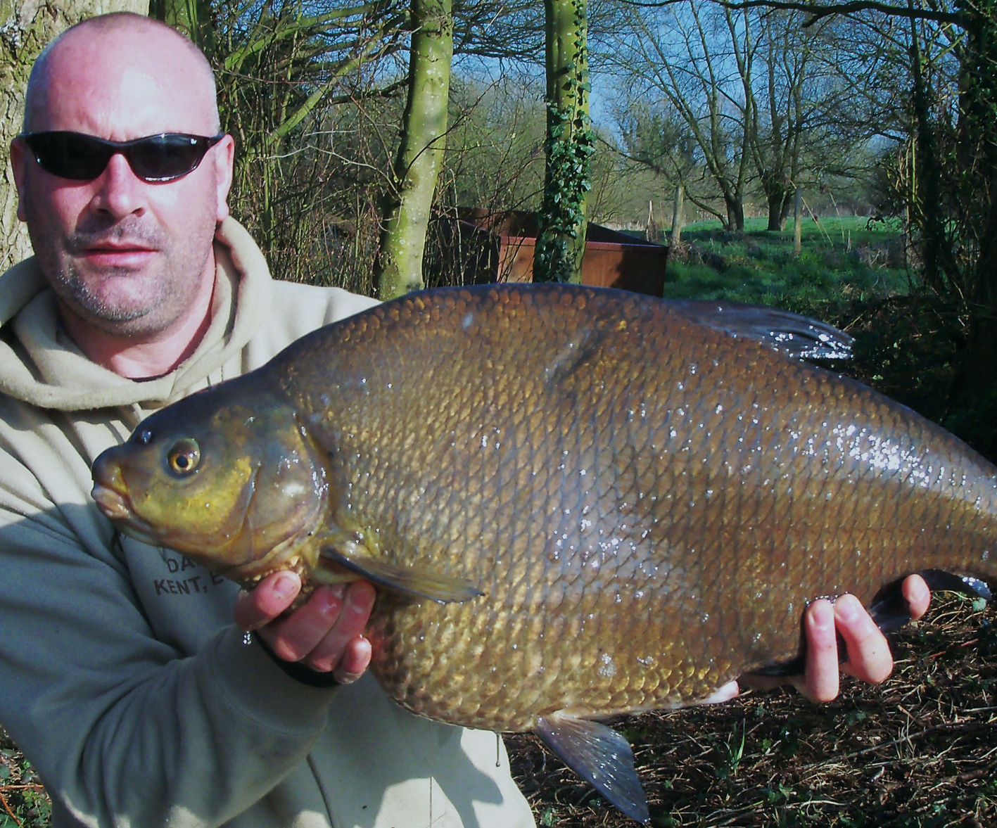 Big Rigs For Sale >> Big bream go on the munch - Angler's Mail