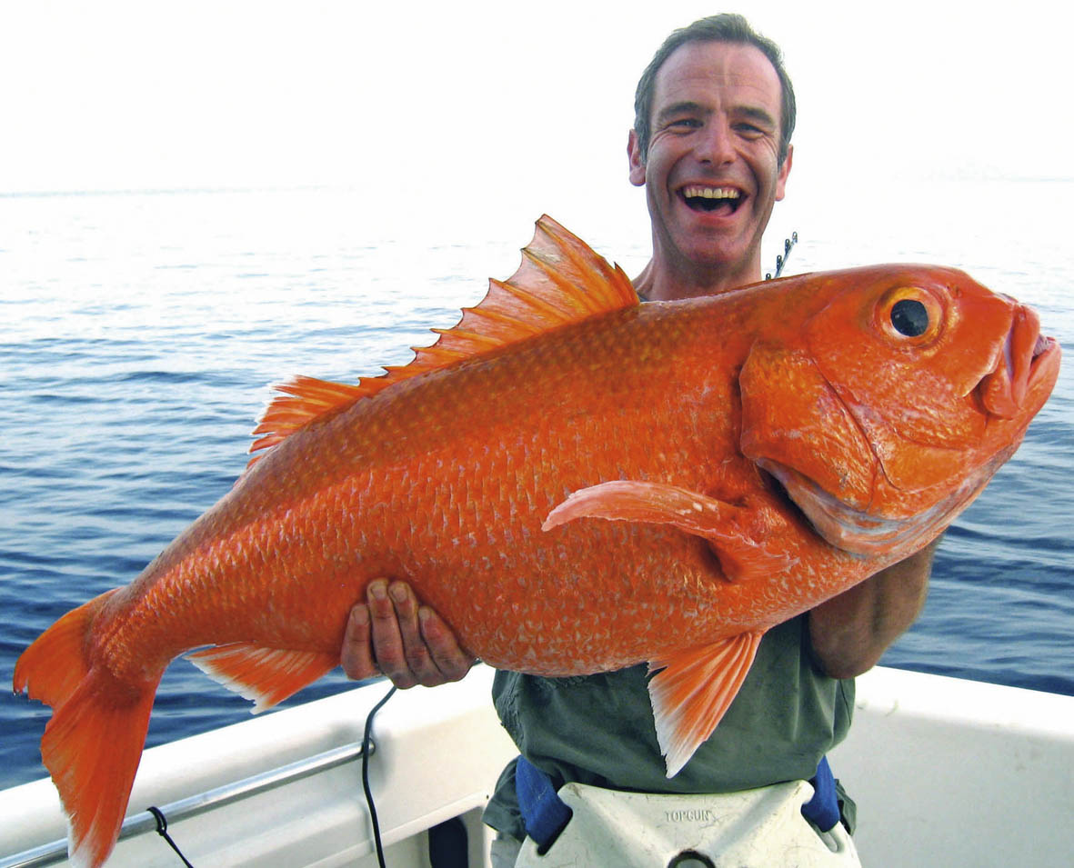 Robson Green nets 1.3m viewers - Angler's Mail