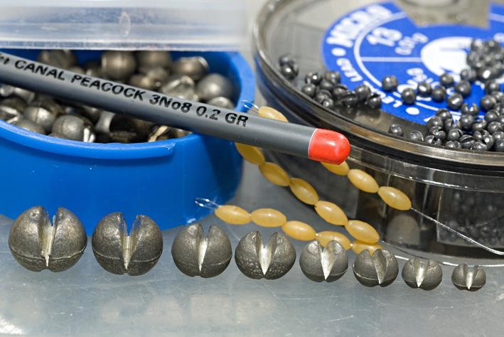 Split shot fishing weights guide angler 39 s mail for Split shot fishing