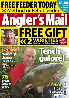 Angler's Mail, July 10 issue