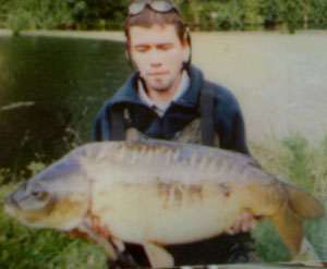 I had some good carp out of the Lea whenI fished for them, but never quite got a magic river 30.