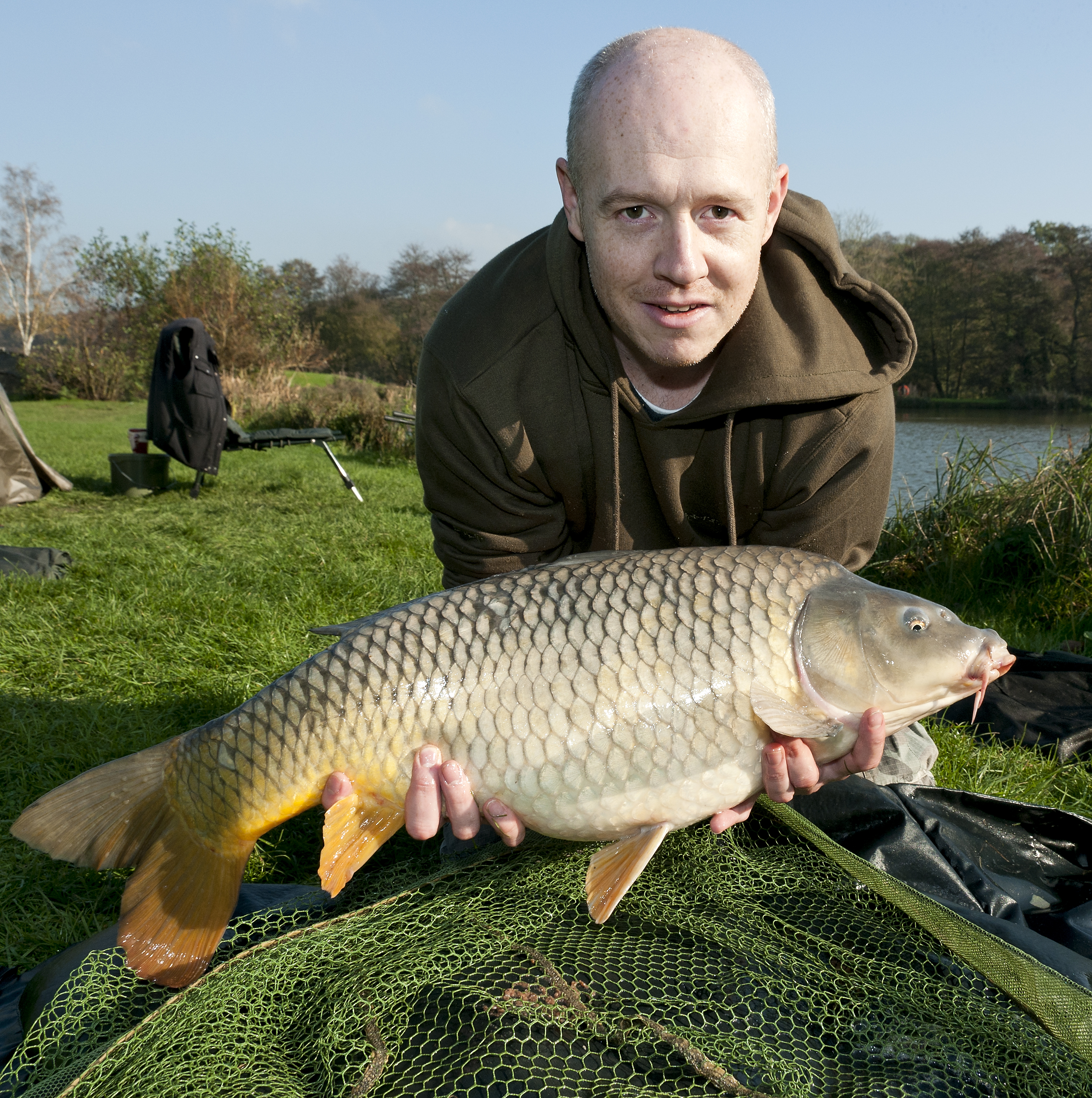 Autumn Carp Fishing Tips