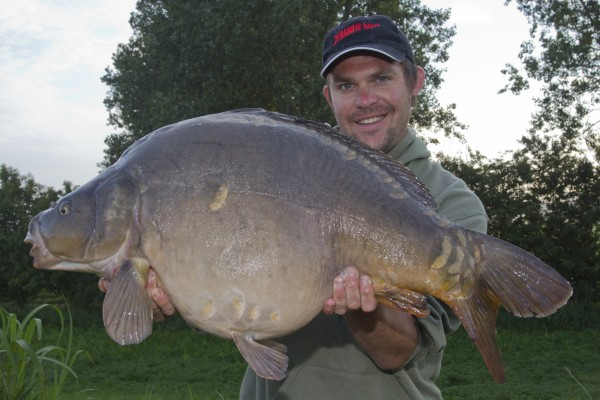 Matt's 27 lb 8 oz