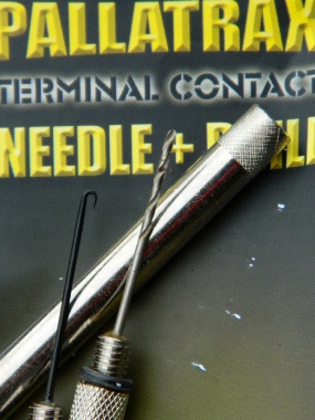 Palltrax's Needle & Drill Combo