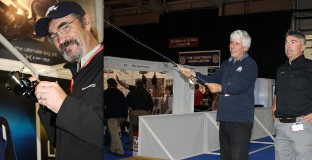 Reely good show - Shimano's latest (with Jan Porter) and Daiwa (tested by Martin Salter)