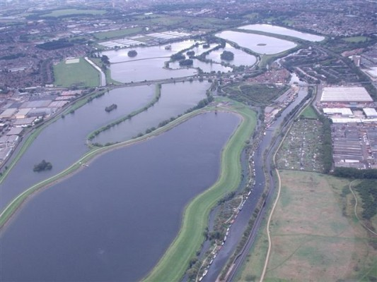 The giant Walthamstow complex is one where we have secured special deals for Angling Trust members.