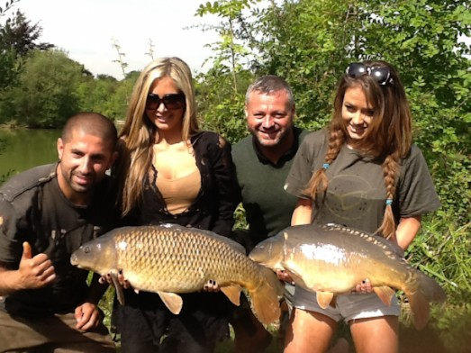 Korda 39 s popular thinking tackle carp fishing tv shows are for Fishing tv shows