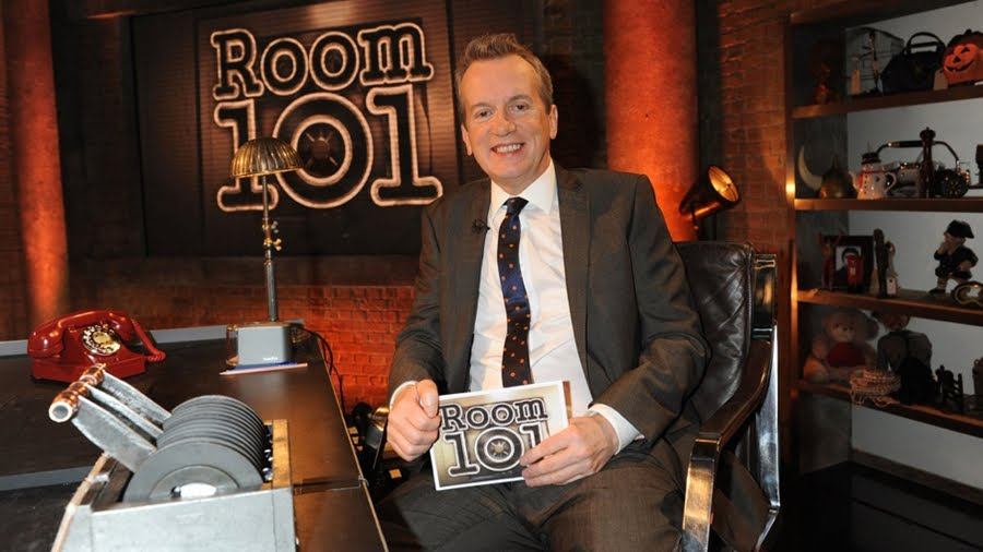 room 101 tv adverts essay If you want to get frank skinner's attention, don't tell him a happy story one of the reasons he loves his role as presenter of room 101 is that he revels in negativity.