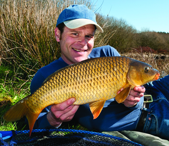 Short Session Carp Successes Guaranteed Almost