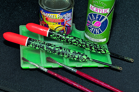 HOW TO MAKE A SIMPLE DEADBAIT PIKE FLOAT