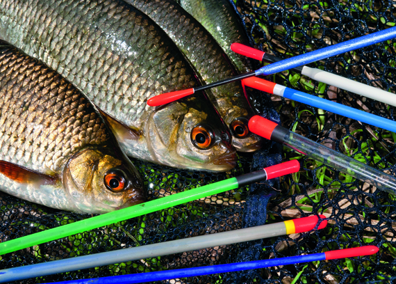 Lake fishing floats - how to choose the right one for the job