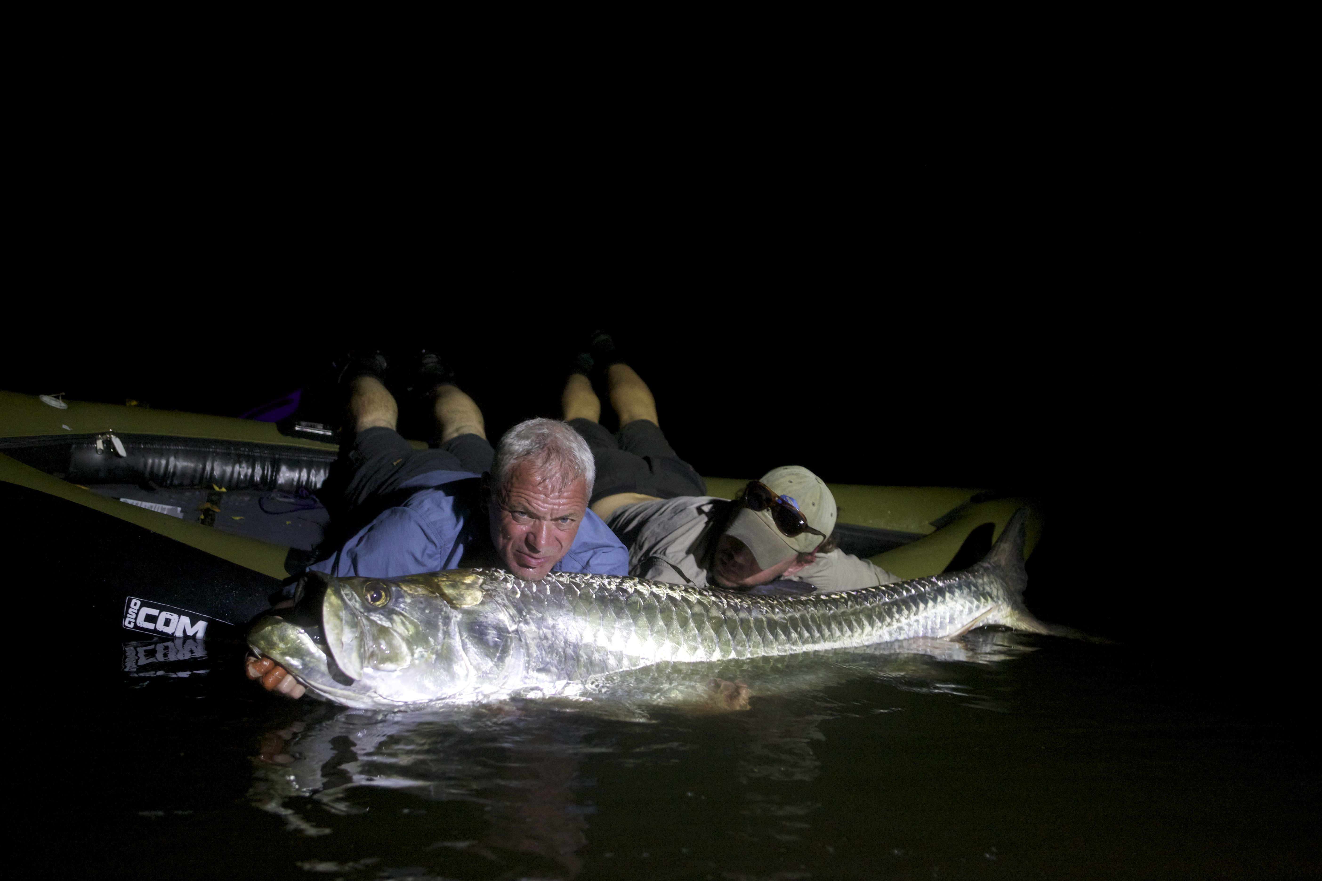 Jeremy wade 39 s new tv series bonus picture 4 angler 39 s mail for Jeremy wade fishing rod
