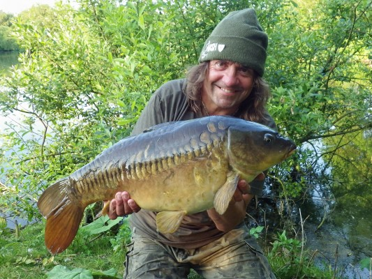julian cundiff's top tips for spring carp fishing, Fishing Bait